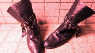 グロッググロッグのブーツ.JPG